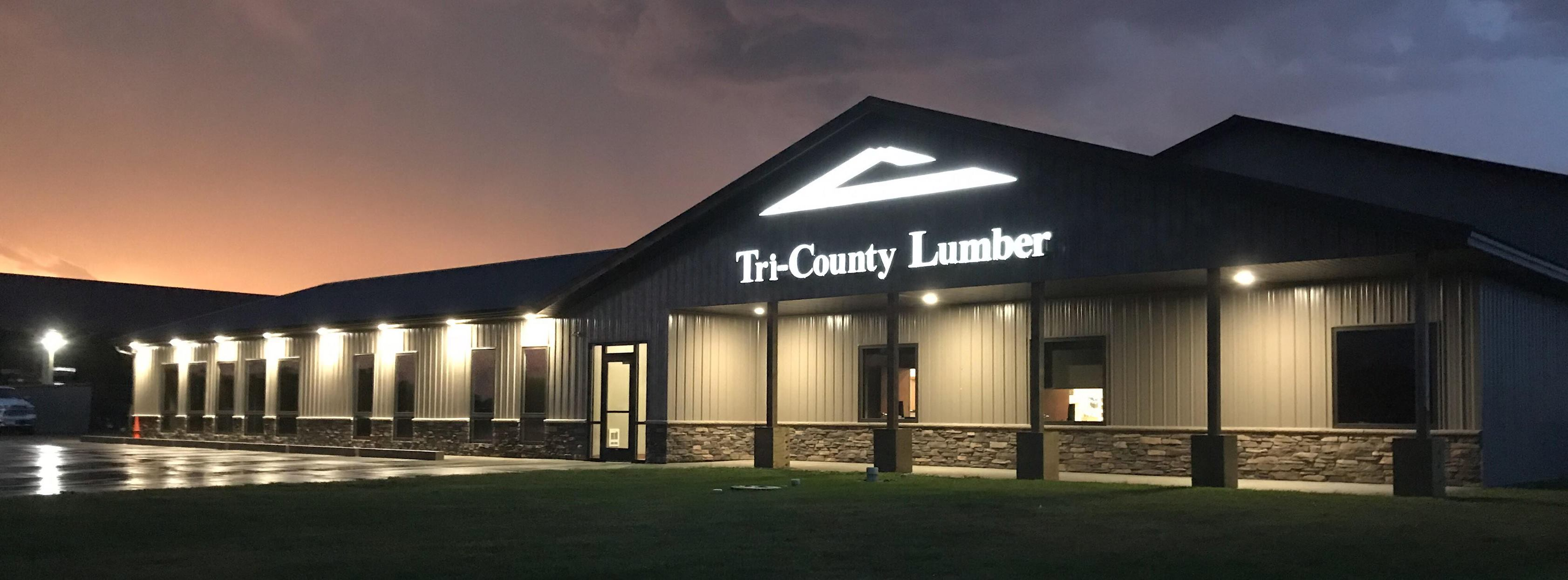 Tri County Lumber Clearwater Mn Decking Construction